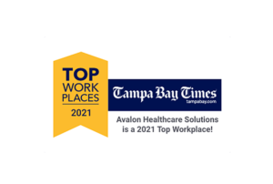 Tampa Bay Times Top Places to Work 2021